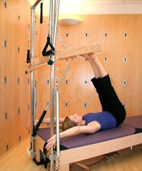 Pilates: Intermediate Tower