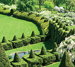 LADEW TOPIARY GARDENS AND MANOR HOUSE