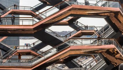 Architecture to Art: New York City's Hudson Yards and the Whitney Museum